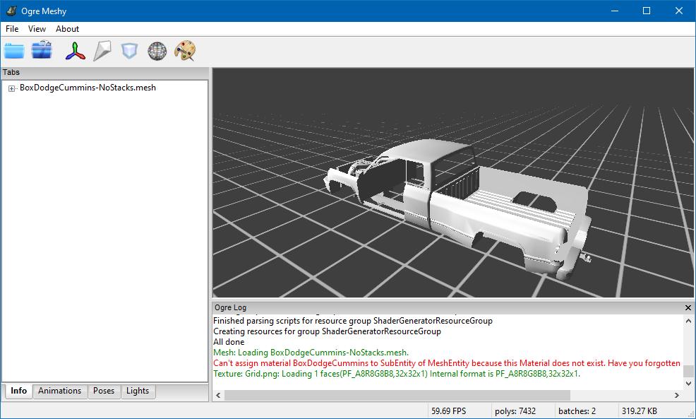 Blender mesh editing - Rigs of Rods Documentation